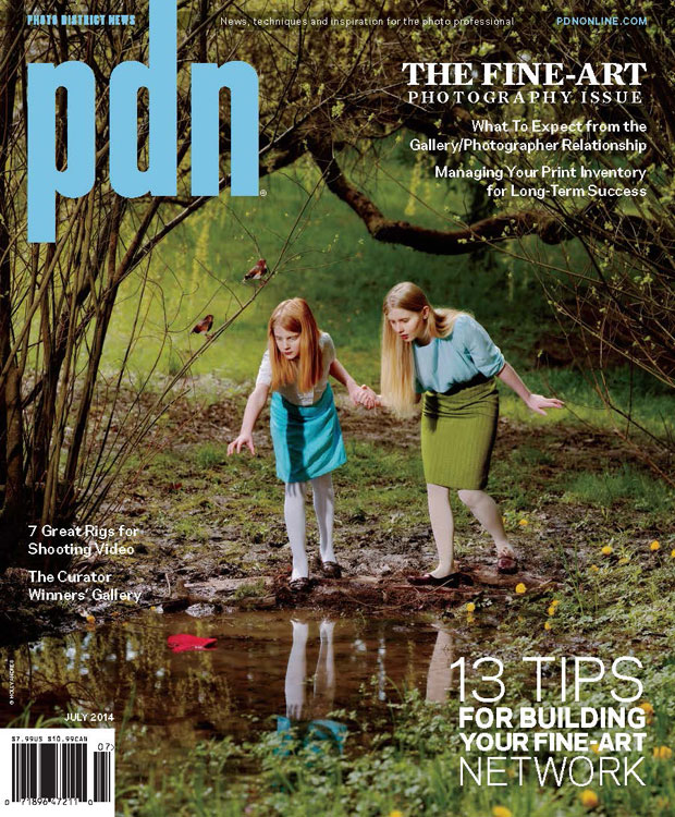 The Fine Art Photography Issue Pdn Online