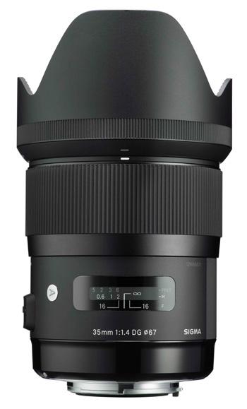 Lens Review: Sigma 35mm F1 4 DG HSM | PDN Online