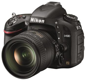 Camera Review: Nikon D600 | PDN Online