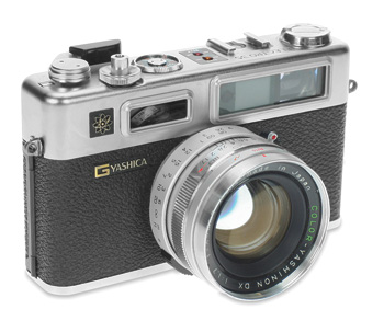 object of desire: yashica electro 35 gsn camera | pdn online