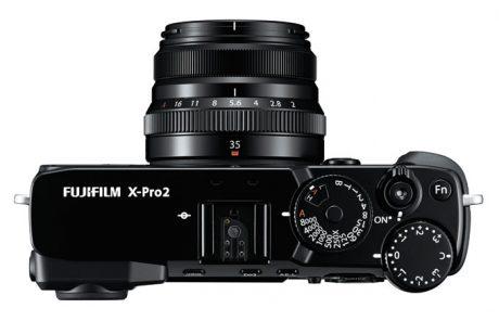 Fujifilm's X-Pro2