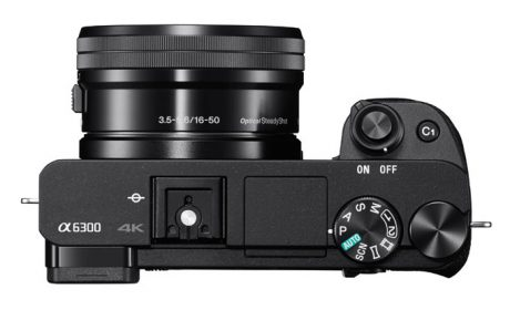 Sony's a6300