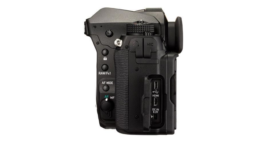 Camera Review: Ricoh Pentax K-1 Full-Frame DSLR