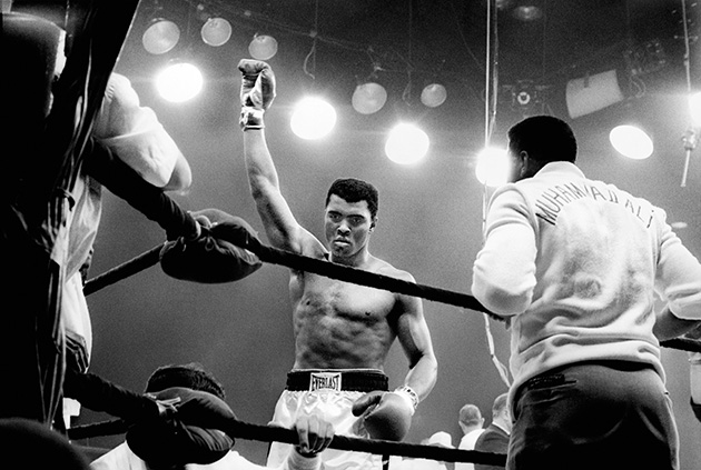 Grants For College >> Obituary: Howard Bingham, Muhammad Ali Photographer, 77 ...