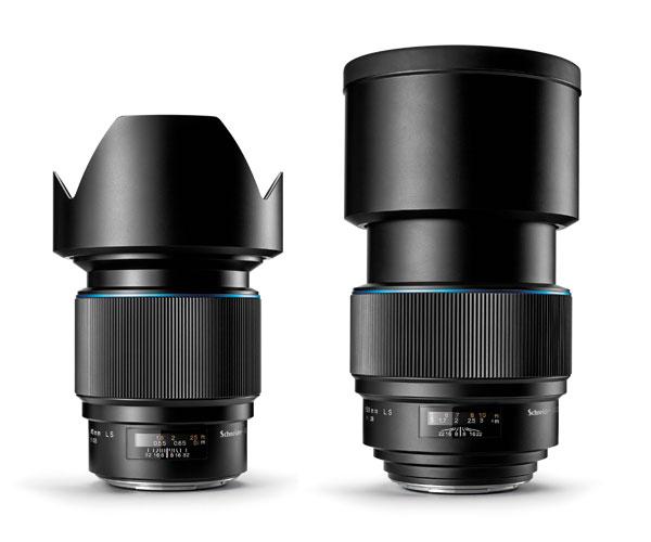 Schneider Kreuznach Blue Ring Lenses