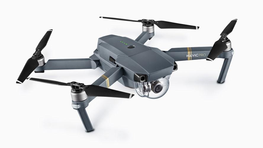 Drone Review DJI Mavic Pro