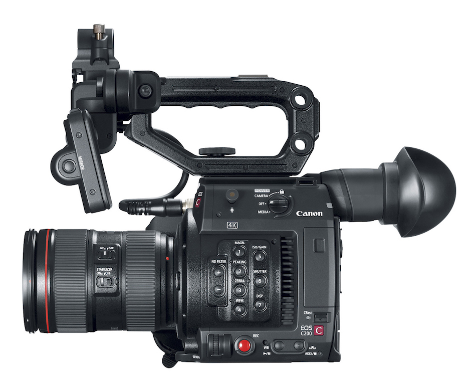 Canon's C200 Is Ready for High Dynamic Range Filmmaking