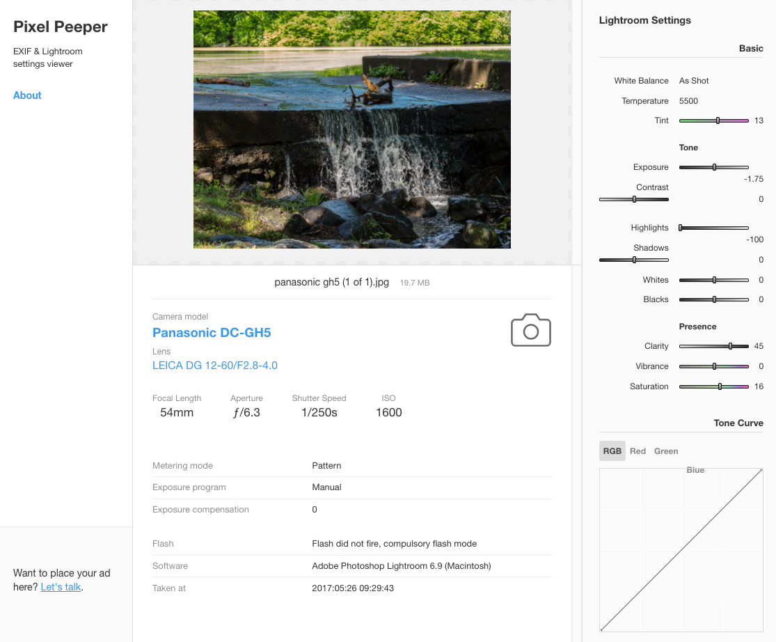 This Web App Knows What You Did in Lightroom   PDN Online