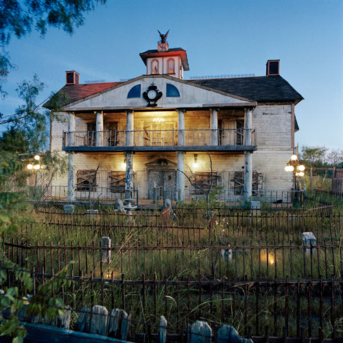 America's Haunted House Fantasies Explored in Misty Keasler's New