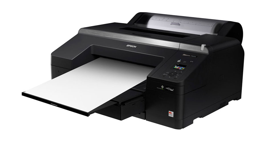 Printer Review: Epson SureColor P5000 Large-Format Desktop