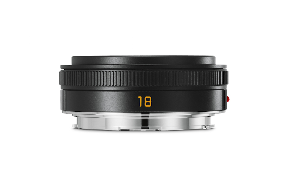 Leica Intros Incredibly Compact Elmarit-TL 18mm f/2.8 ASPH Lens