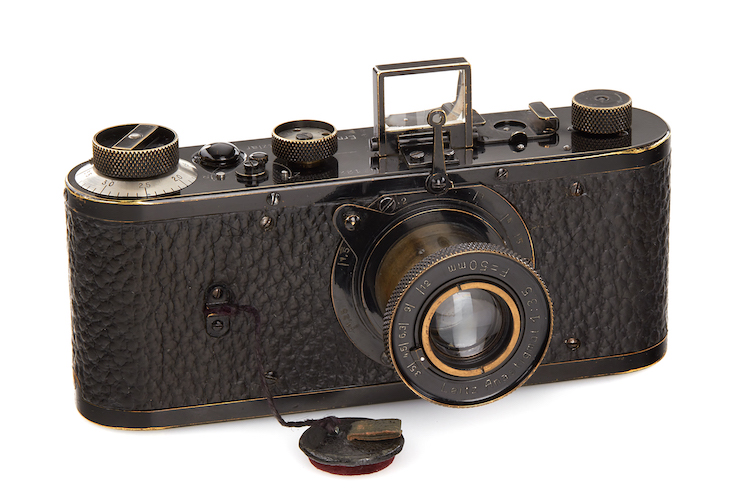 The Most Expensive Camera In World Is A Leica Prototype