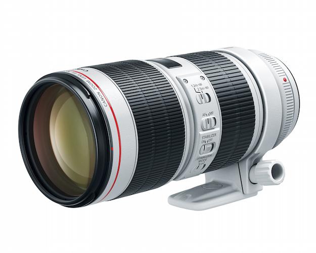 Canon EF 70-200mm f/2.8 USM III