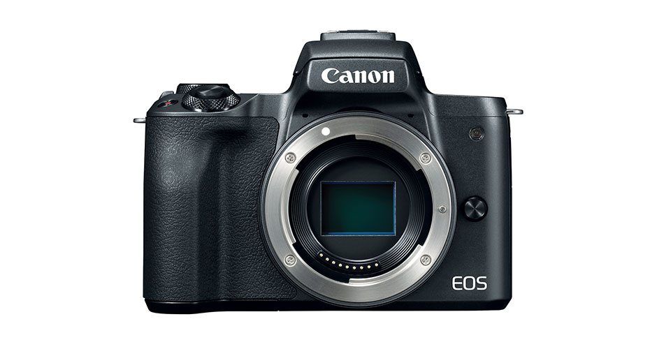 The Canon EOS M-50 Camera