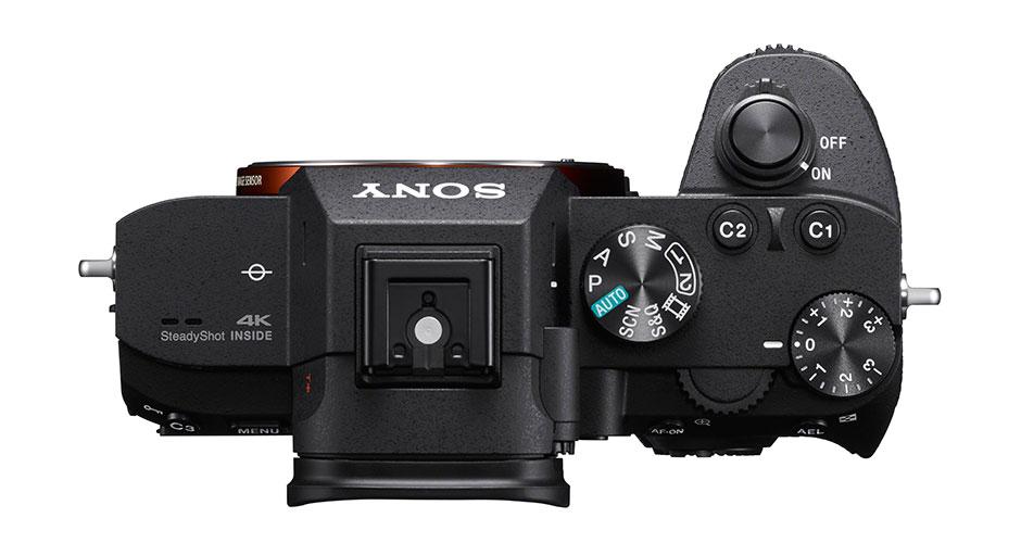 The Sony a7 III Camera