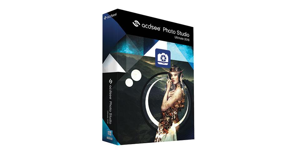 ACDSee Photo Studio Ultimate 2018