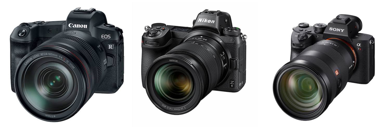 Nikon Z7 vs. Sony a7R III