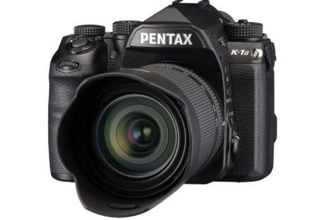 Ricoh Pentax K-1 Mark II