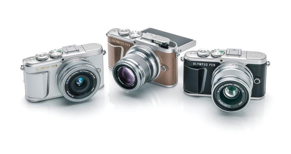Camera Review: Olympus PEN E-PL9