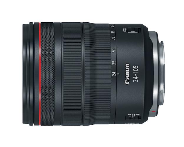 RF 24-105mm Lens