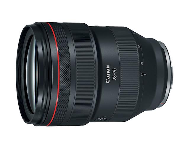 Canon EOS R 28-70mm Lens