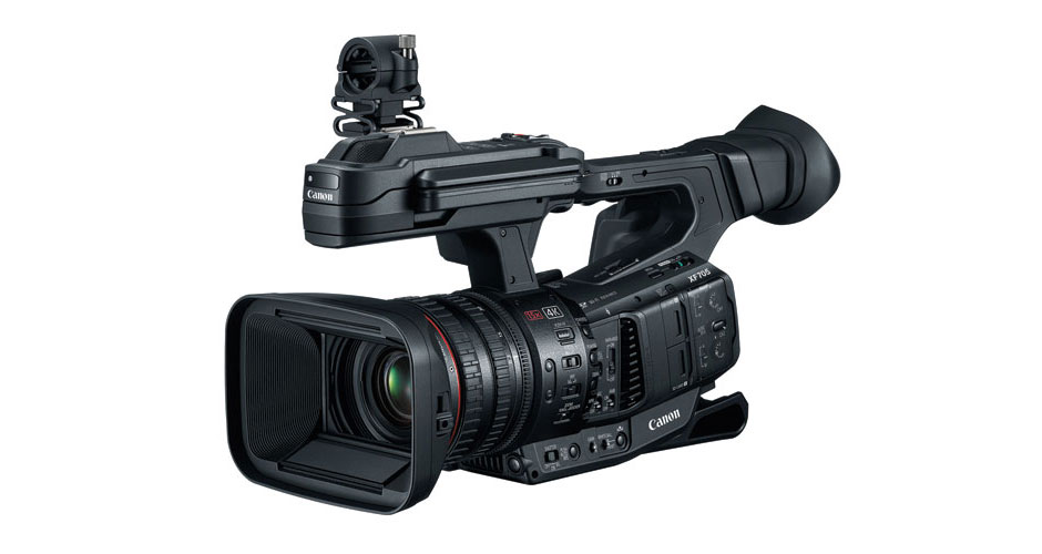 Object of Desire: Canon XF705 Camcorder