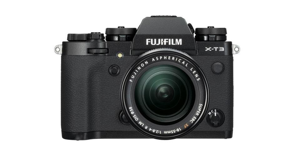 Camera Review: Fujifilm's X-T3