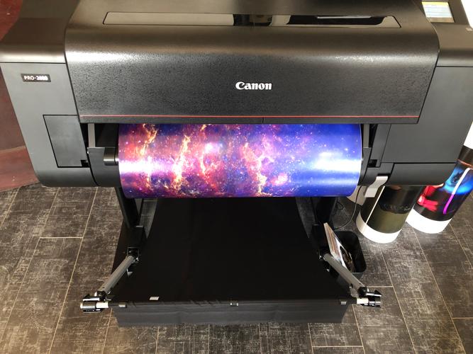 Printer Review: Canon imagePROGRAF PRO-2000