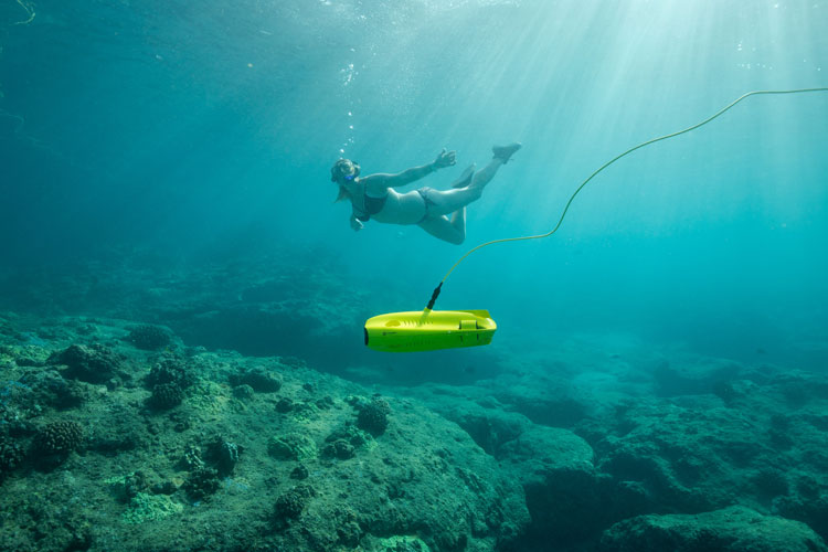 Review: Chasing Innovation's Gladius Mini Underwater Drone