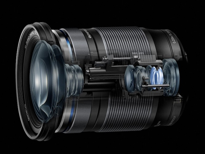 Olympus Adds 12-200MM F/3.5-6.3 Telephoto to Lens Lineup