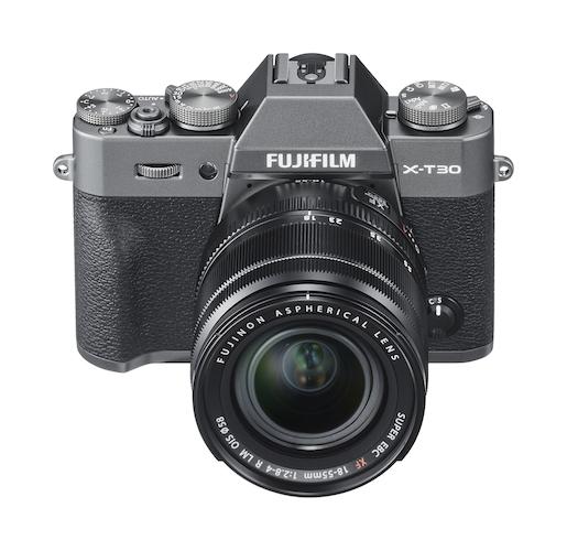 Fujifilm Intros X-T30 Mid-Range Mirrorless