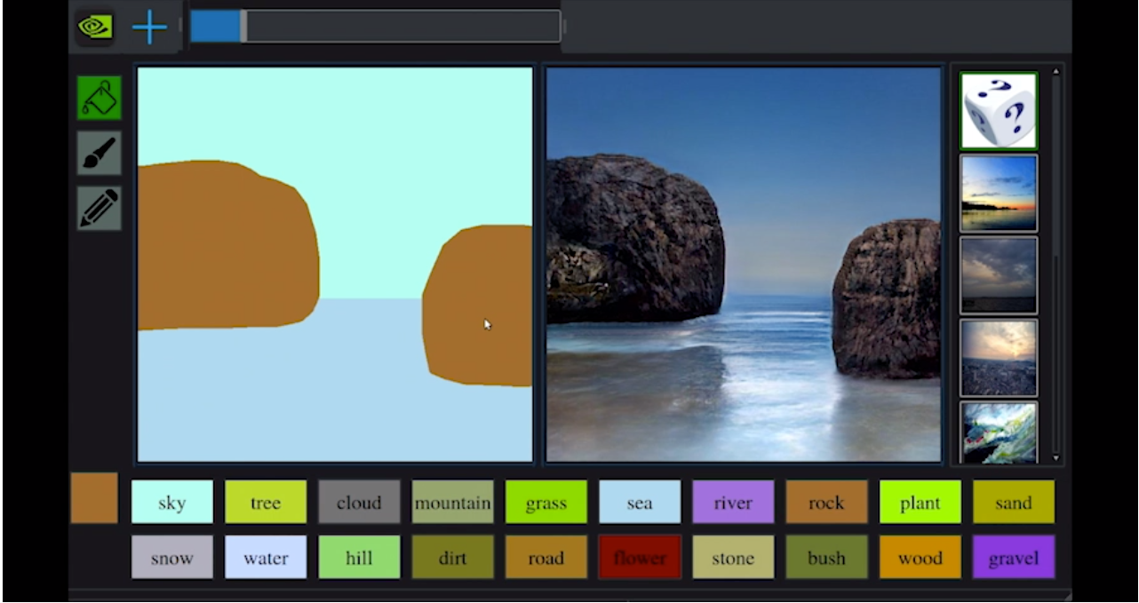 NVIDIA Advances AI Technology for Creating Photographs Without Photographers