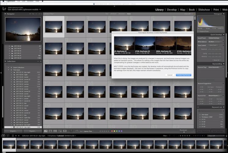 New Lightroom Plugin Tackles Time-Lapses