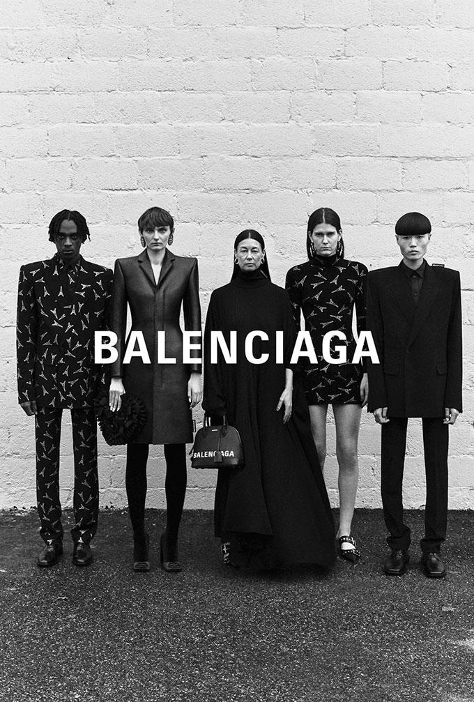 Behind the Lens: Vintage Street Gang Photos Inspire a Shoot for Balenciaga