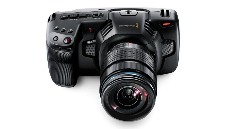 Camera Review: Blackmagic Design's Pocket Cinema Camera 4K