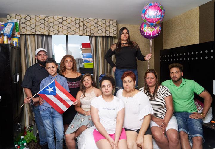 Hurricane Maria Documentary Focuses on Friendship of Three Displaced Women