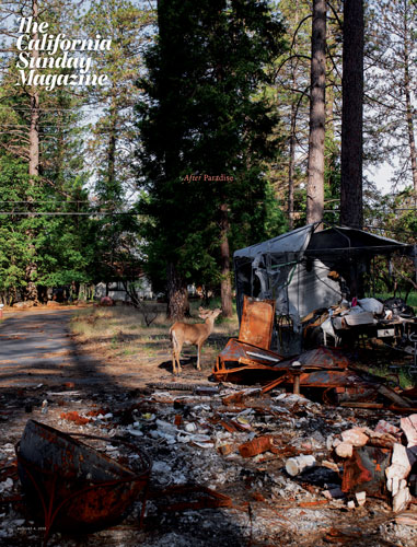 Behind the Lens: Kristine Potter Captures Paradise Fire's Aftermath for The California Sunday Magazine