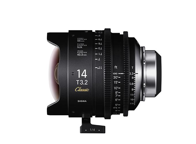 Sigma Premieres Cinema Line: the FF Classic Prime Lenses