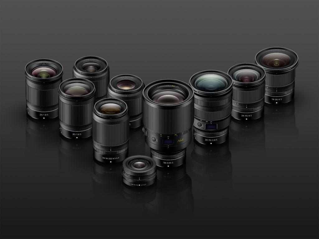 New from Nikon: The Z Mount Z 50 and NIKKOR Z 58mm f/0.95 S Noct