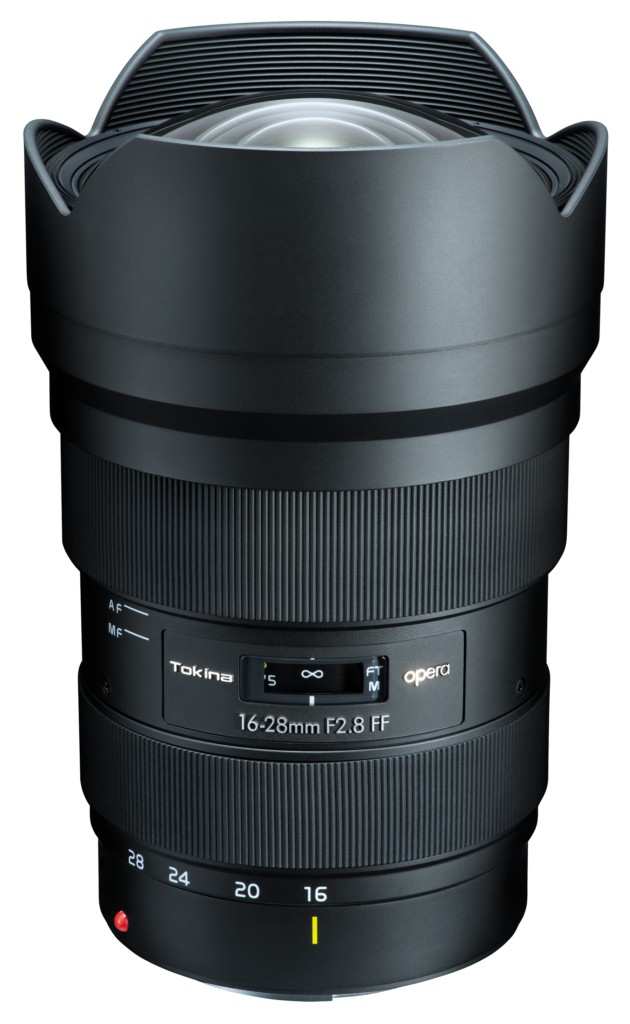 Tokina Goes Wide: The New ATX-i 11-16mm F2.8 CF Lens